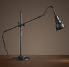 20th C. Foundry Task Table Lamp