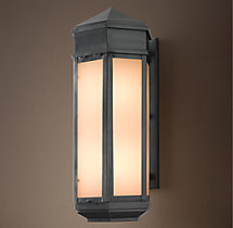 Hexagonal Sconce Large