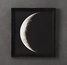 1896 Moon Photogravure Print 6