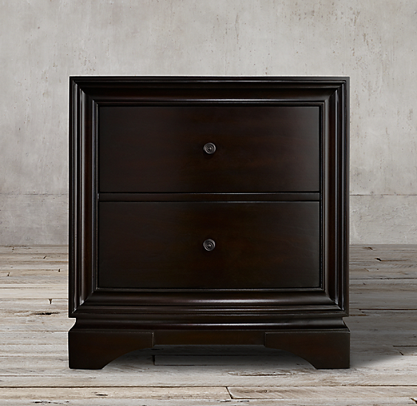 "26"" Portman Closed Nightstand"