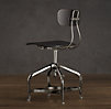 Vintage Toledo Dining Chair Chrome