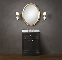 Odéon Powder Room Vanity Sink