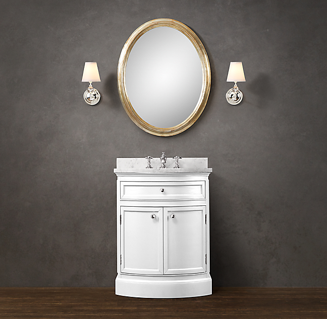 Odéon Powder Vanity Sink