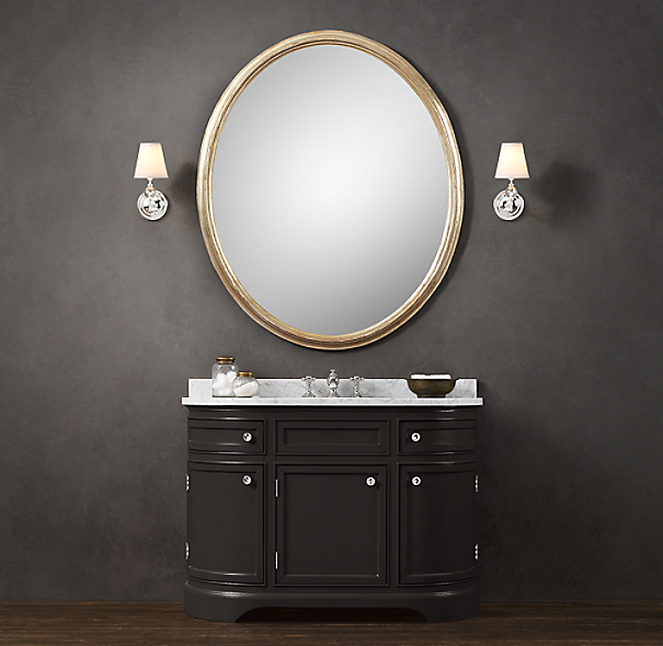 Odéon Single Vanity Sink