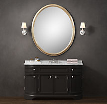 Odéon Extra-Wide Single Vanity Sink