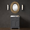 Kent Powder Room Vanity Sink
