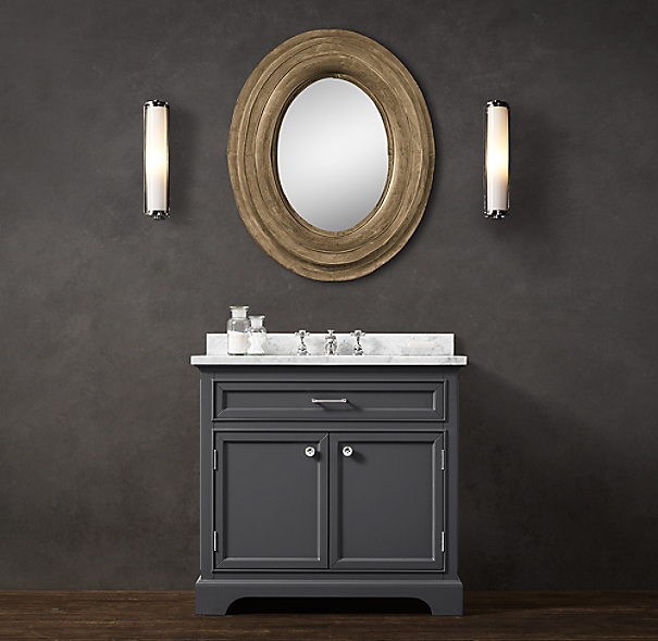 Kent Single Vanity Sink