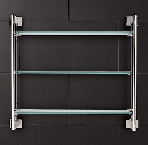 Modern Triple Shelf
