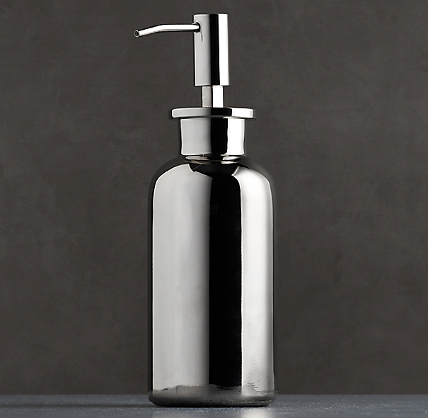 Pharmacy Soap Dispenser Metal