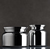 Pharmacy Canisters Metal