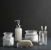 Pharmacy Accessories Clear Glass