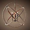 Rope Planetarium Chandelier Large
