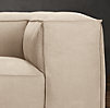 "111"" Fulham Upholstered Sofa"