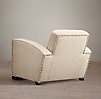 Library Upholstered Chair