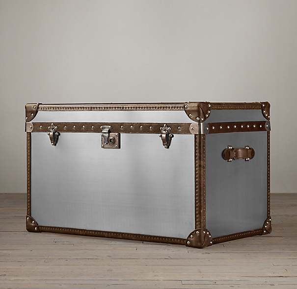 Mayfair Metal Tall Coffee Table