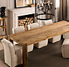 Parsons Reclaimed Russian Oak Dining Table