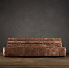 8' Chelsea Leather Sofa