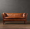 5' Sorensen Leather Sofa
