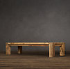 Parsons Reclaimed Russian Oak Coffee Table