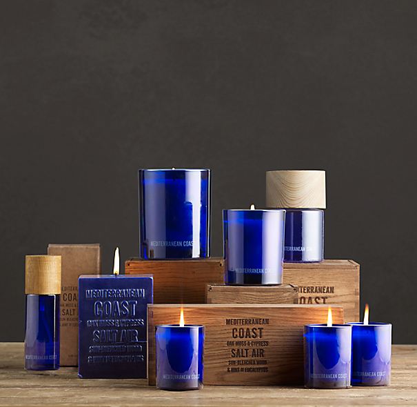 Mediterranean Coast Scent Collection