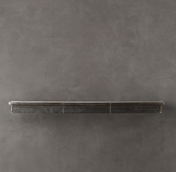 Zinc Wall Ledge Profile
