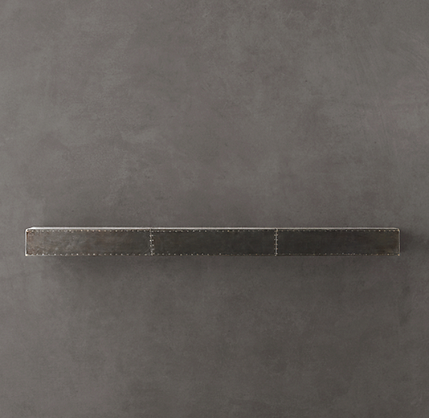 Zinc Wall Ledge Straight