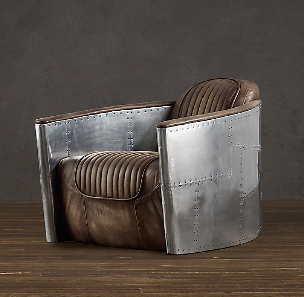 Aviator Swivel Chair