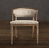 Swedish Demi-Lune Chair