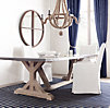 Railroad Tie Dining Tables