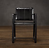 Buckle Chair Black