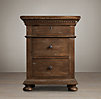 "24"" St. James Nightstand (Set of 2 Closed)"