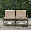 "52"" Catalina Sofa Weathered Zinc"