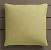Perennials® Côte d&#39Azur Textured Linen Weave Pillow Cover Vert