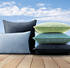 Perennials®  Solid Pillow Covers
