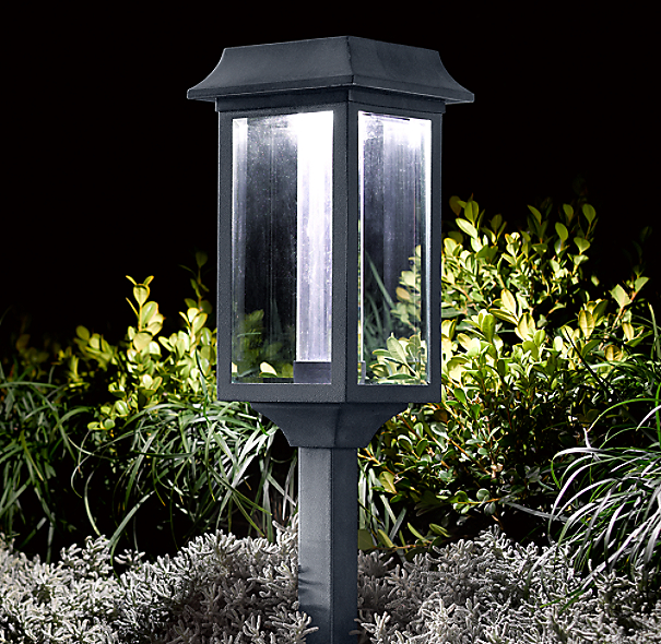 Savoy Solar Lights Square (Set of 6)