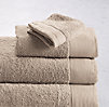 Linen-Bordered 650-Gram Turkish Washcloth