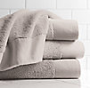 Linen-Bordered 650-Gram Turkish Bath Sheet