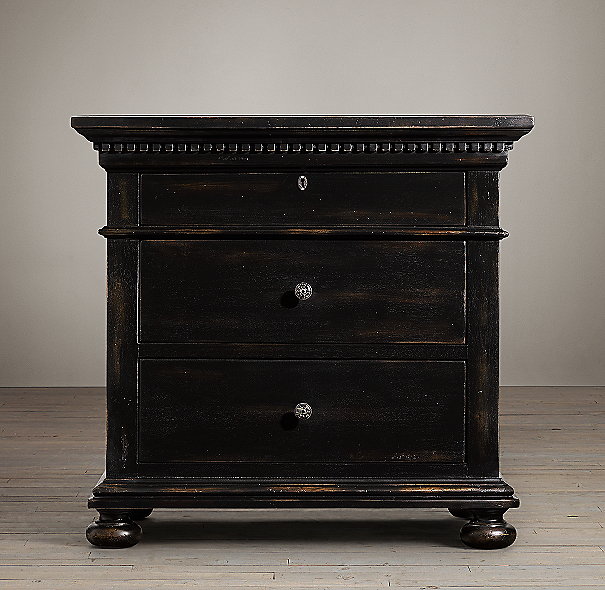 St. James Closed Nightstand