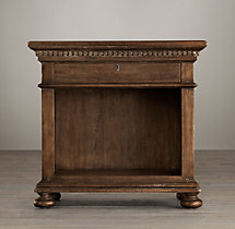 "32"" St. James Open Nightstand"