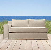 Capri Left-Arm Sofa