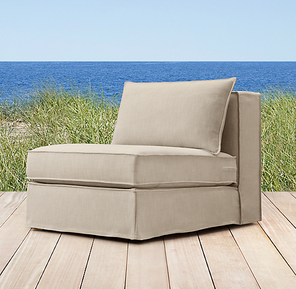 Capri  Armless Chair