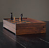 The French Tournament Edition Backgammon & Chess
