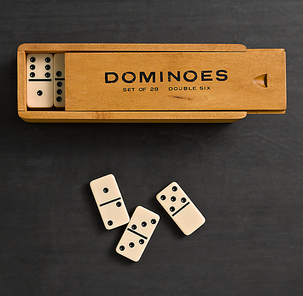 London Pub Dominoes