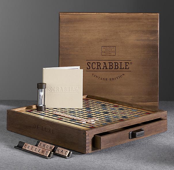 Premier Edition Scrabble