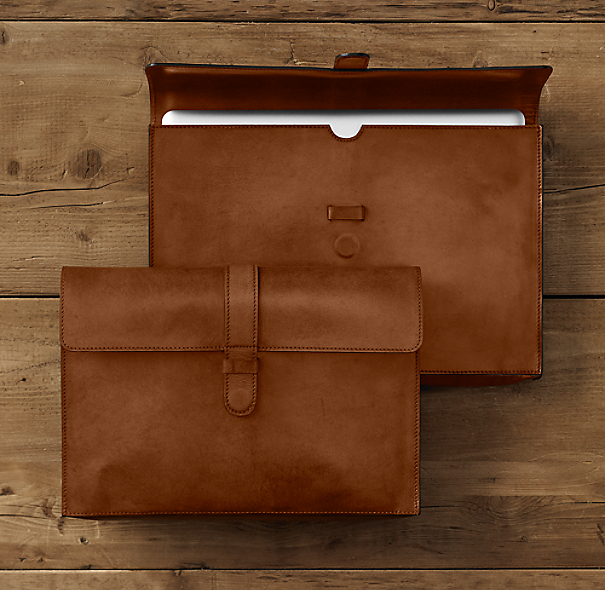 Artisan Leather MacBook® Sleeves