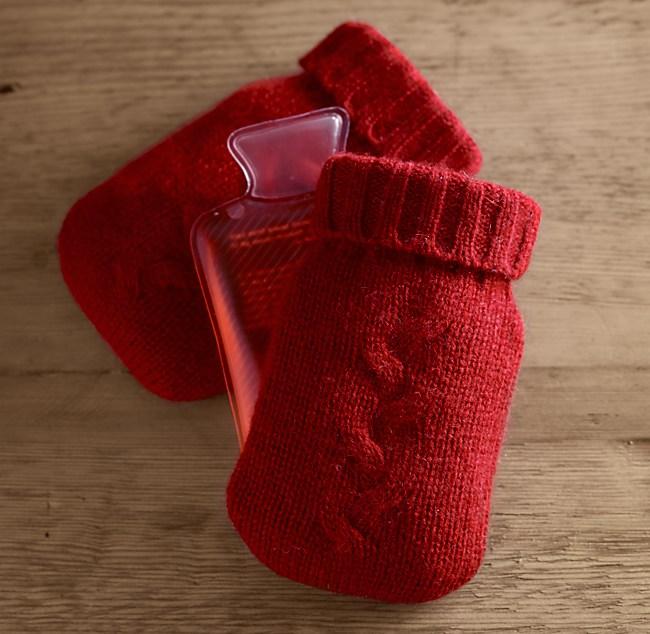 Mini Cashmere Hand Warmers