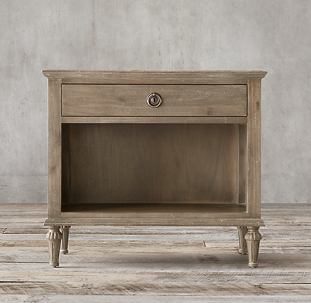Maison Open Nightstand