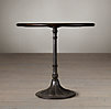 20th C. Chrysanthemum Brasserie Table
