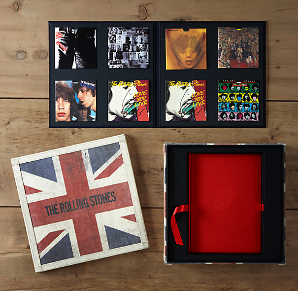 Rolling Stones Box Set: You Get What You Need