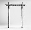 Small & Tall Trellis Deck Stands (Set of 2)
